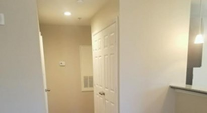 Hallway at Listing #140588