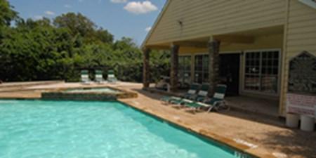 Pool at Listing #135845