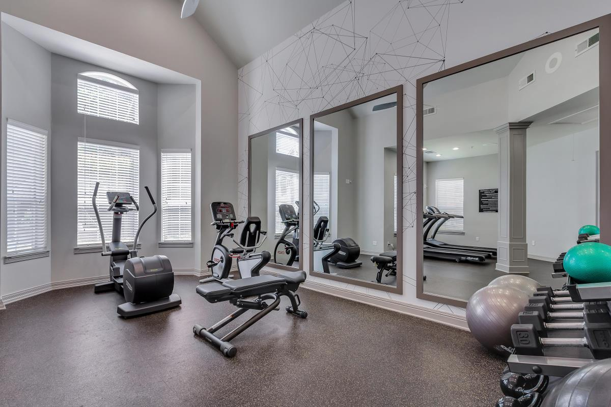 Fitness Center at Listing #137535