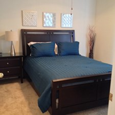 Bedroom at Listing #135796