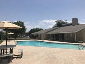 Pool at Listing #136541