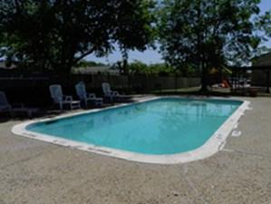 Pool at Listing #137443