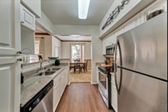 Kitchen at Listing #139499