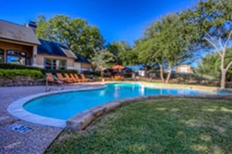 Pool at Listing #138095