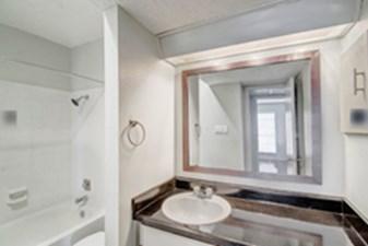 Bathroom at Listing #141171