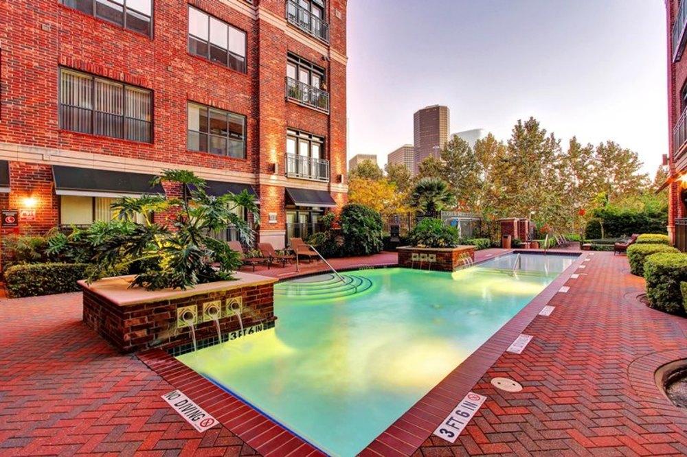 Pool at Listing #139337