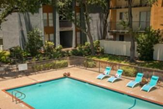 Pool at Listing #136552