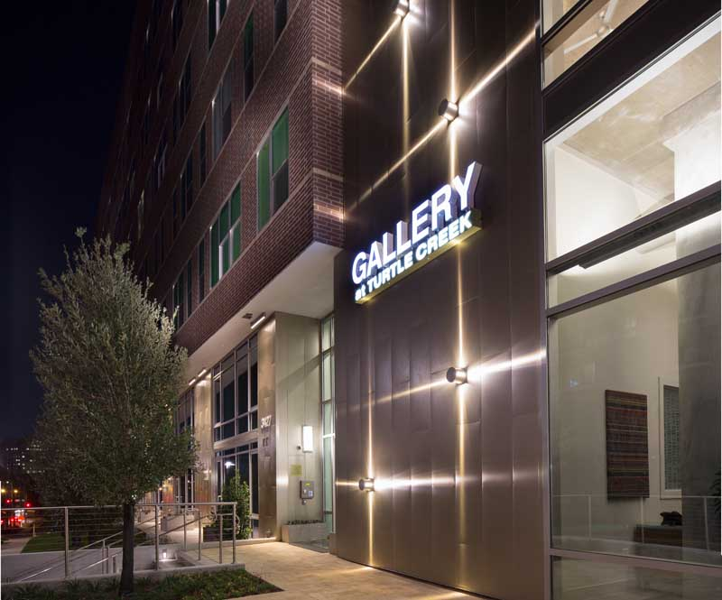 Gallery at Turtle Creek Apartments Dallas, TX