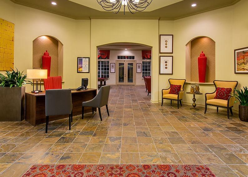 Lobby at Listing #140013