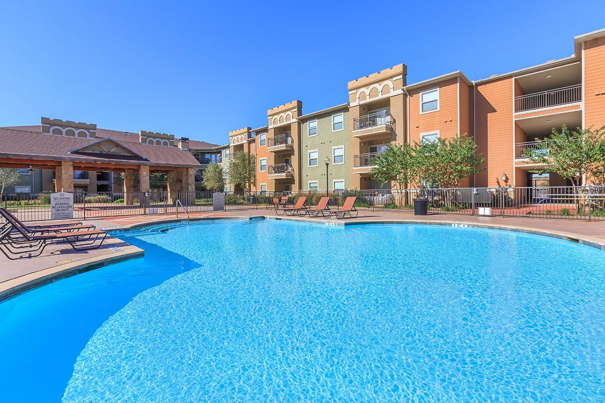 Pool at Listing #240533