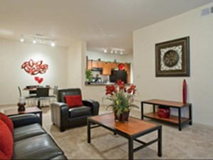 Living Room at Listing #144326