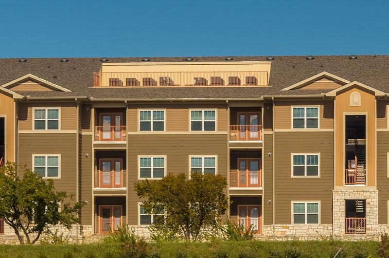 Paddock at Norwood Apartments Austin TX