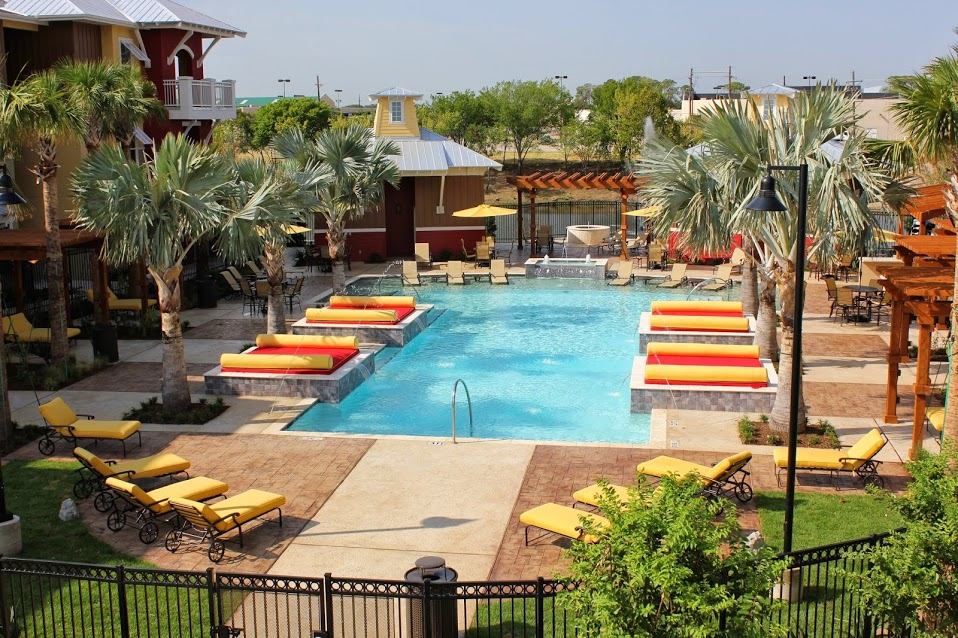 Pool at Listing #151974