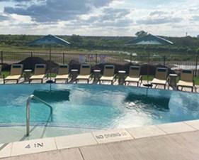 Pool at Listing #312707