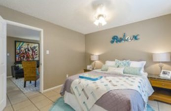 Bedroom at Listing #141138