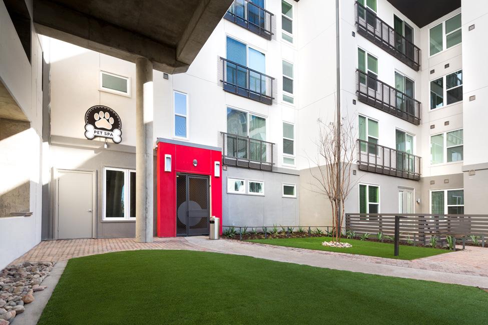 Cypress at Trinity Groves Apartments Dallas, TX