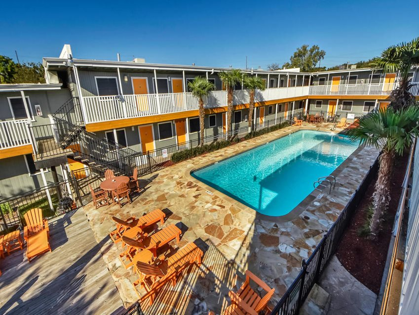 Pool at Listing #144233