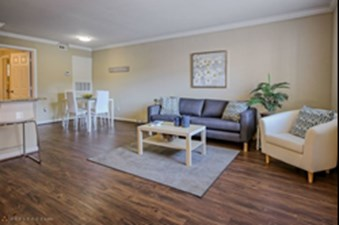 Living/Dining at Listing #139393