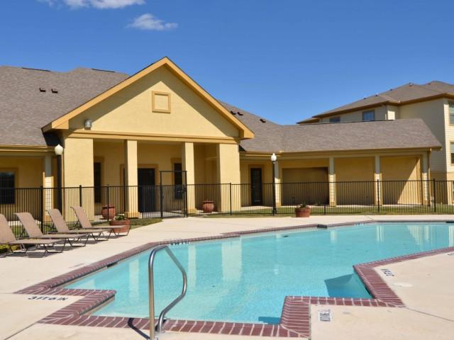 Pool at Listing #144568