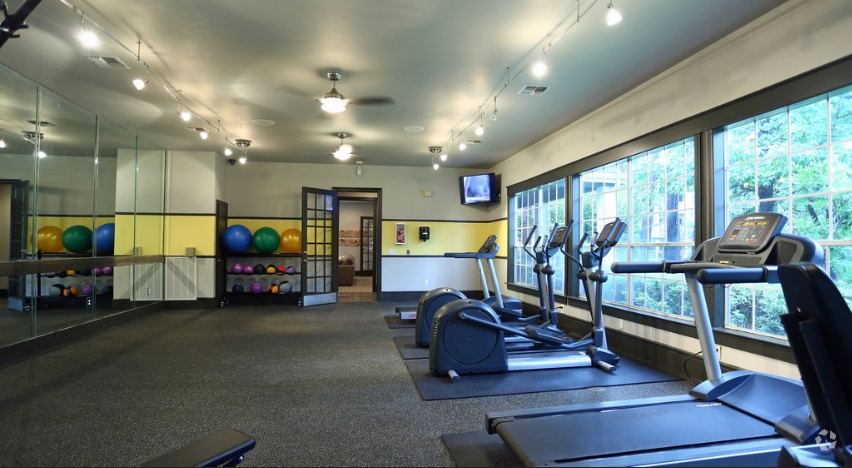 Fitness at Listing #138518