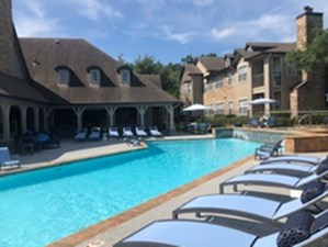 Pool at Listing #138597