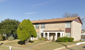 English Village Apartments , TX