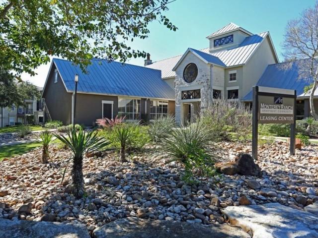 Monterey Ranch Apartments Austin TX