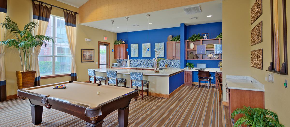 Clubhouse at Listing #144653