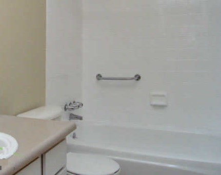 Bathroom at Listing #140491