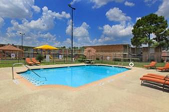 Pool at Listing #138494