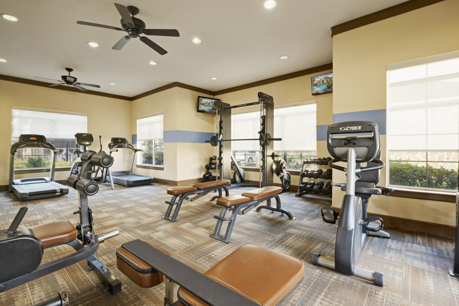 Fitness at Listing #144215