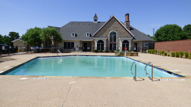 Pool at Listing #143474