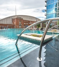 Pool at Listing #276922