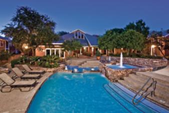 Pool at Listing #135799