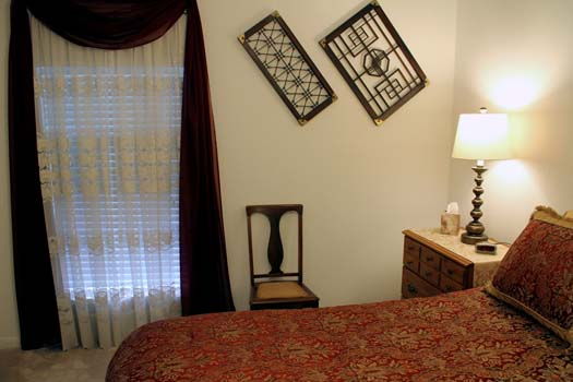 Bedroom at Listing #138853