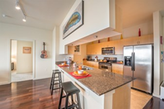 Kitchen at Listing #144336