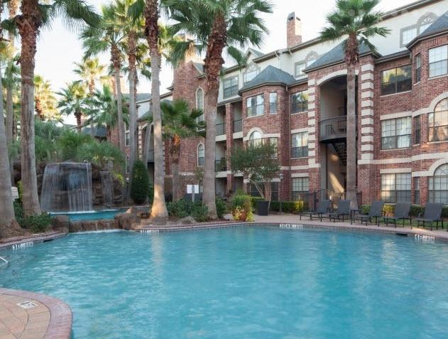 Pool at Listing #139719