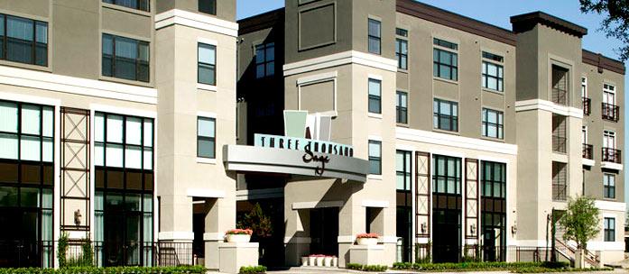 Three Thousand Sage Apartments Houston, TX