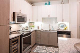 Kitchen at Listing #282777