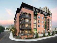 Baldwin at St. Paul Square Apartments San Antonio TX