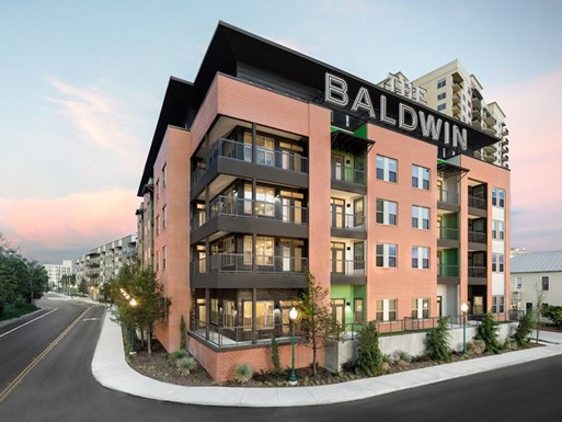 Baldwin at St. Paul Square Apartments