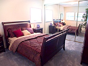 Bedroom at Listing #136096