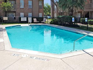 Pool at Listing #139881