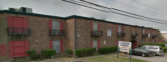 Clarewood Gardens Apartments Houston TX