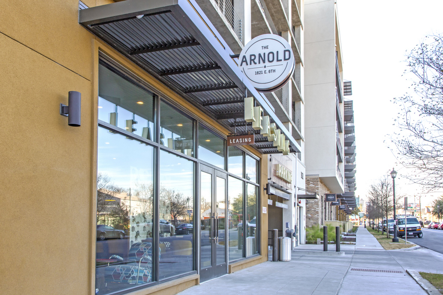 Arnold Apartments