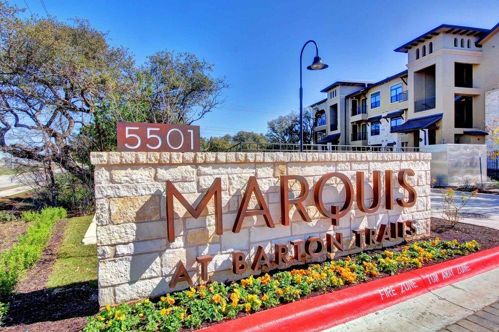 Marquis at Barton Trails II Apartments Austin TX
