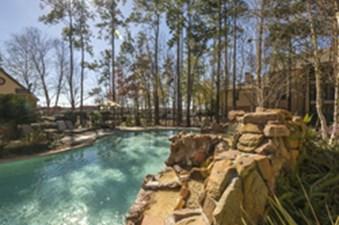 Pool at Listing #138663