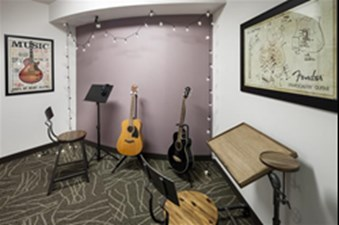 Music Room at Listing #149056