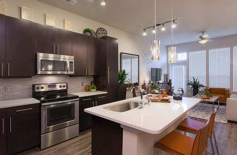 Kitchen at Listing #233766