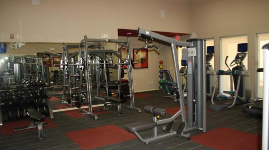 Fitness at Listing #224128